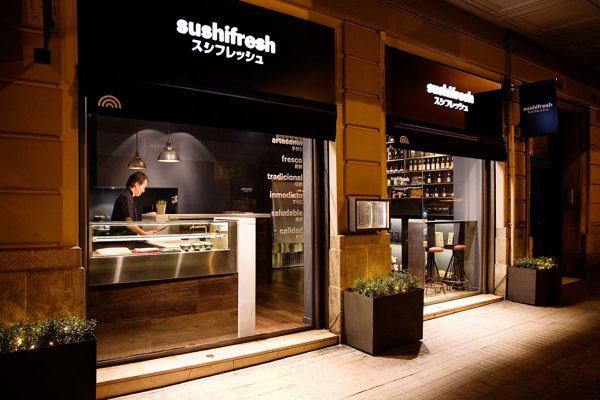 Sushifresh sushi japon s con dise o 39 a la catalana 39 for Proyecto cocina restaurante