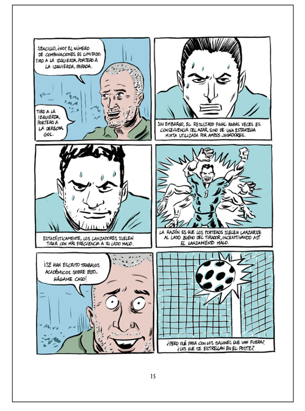 Fútbol. La novela gráfica – Astiberri 2014