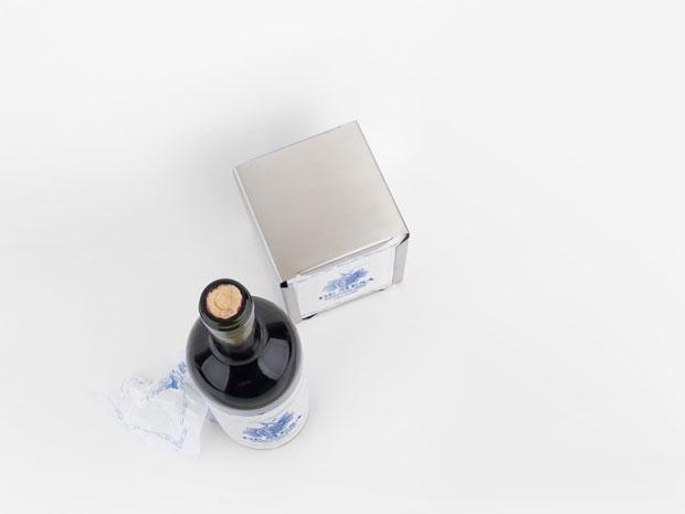 Vino de Mesa – packaging de Grantipo