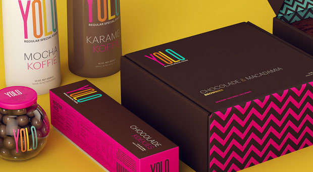 Yolo – diseño de packaging