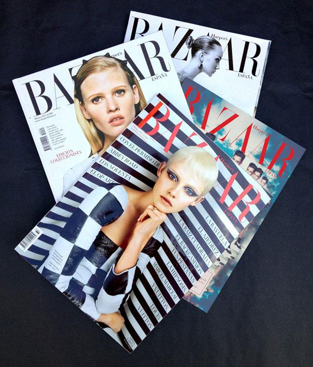 Laus  Oro 2014 – Editorial  Publicación Periódica – Harper's Bazaar