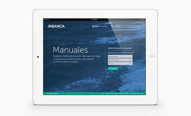 Abanca – BRANDCENTER