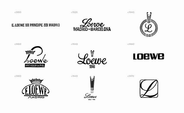 Loewe – evolución de la marca