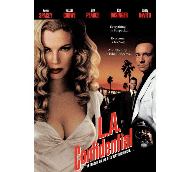 A. Goldschmidt diseñador del cartel de L.A. Confidential