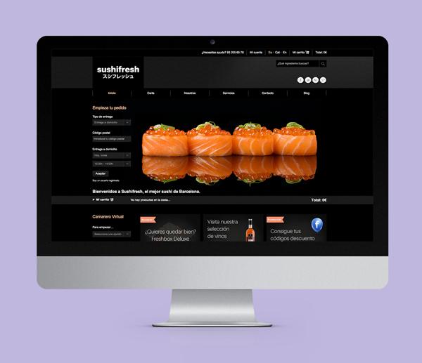 10- Sushi fresh