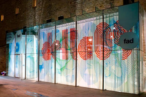 Diseño de espacios para Adi Fad