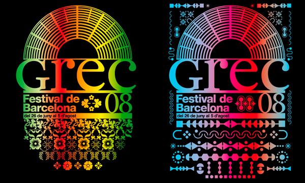 Diseño de David Torrents para el Ayuntamineto de Barcelona