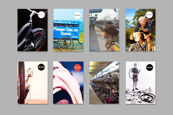 Diseño editorial para Bike Tech