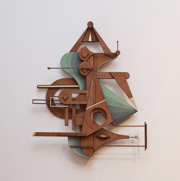 Ilustración en 3D