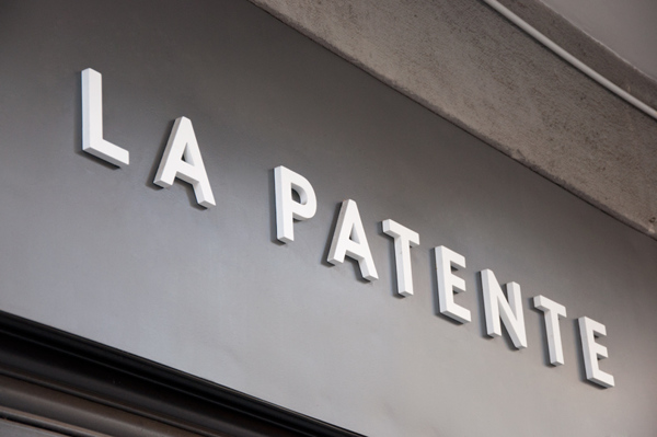 Diseño de identidad para La Patente