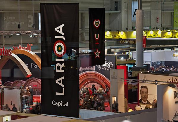 Diseño de identidad corporativa para La Rioja