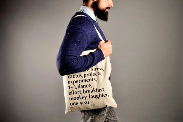 Diseño de One Year Bag