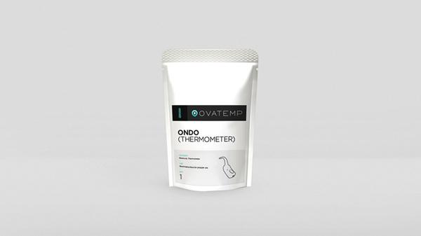 Diseño packaging para Ovatemp