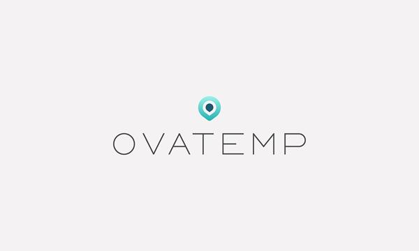 Diseño de identidad para Ovatemp