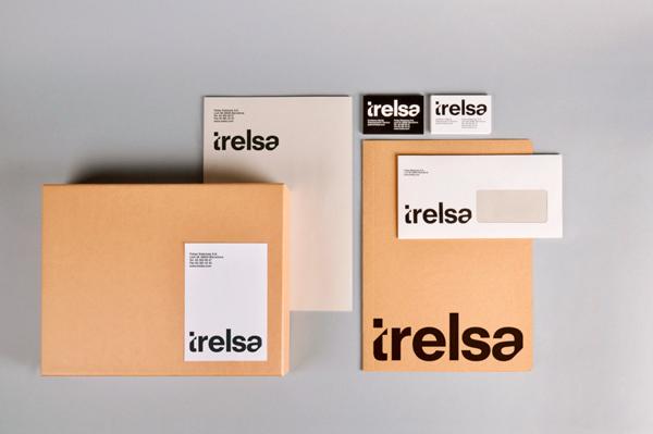 Diseño de identidad corporativa para Trelsa