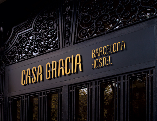 Diseño global para Casa Gracia
