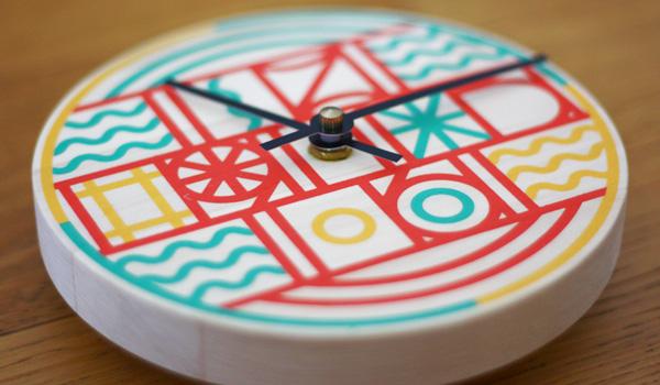 Diseño de reloj de Yker Moreno