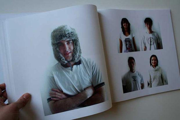 trabajos EINA – Diplomatura de postgrado Fotografía y diseño editorial