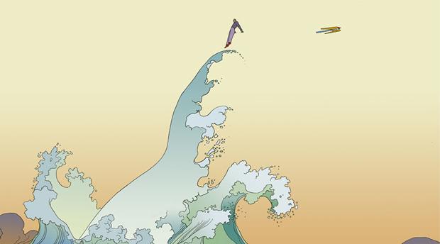 Moebius – ilustración