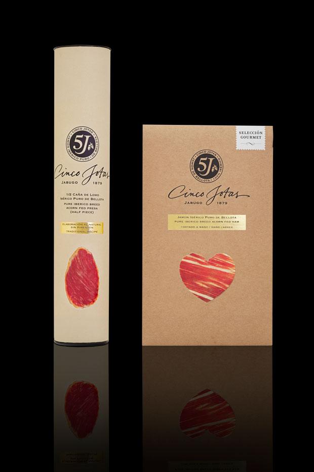 Morillas Packaging 5 Jotas