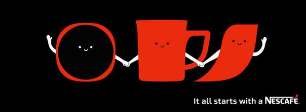 Nescafé – 3 signos de identidad de la marca