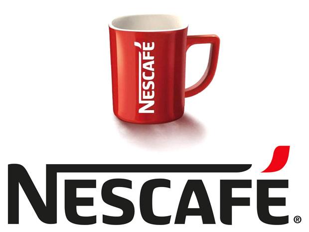 Nescafé – nuevo logo + taza