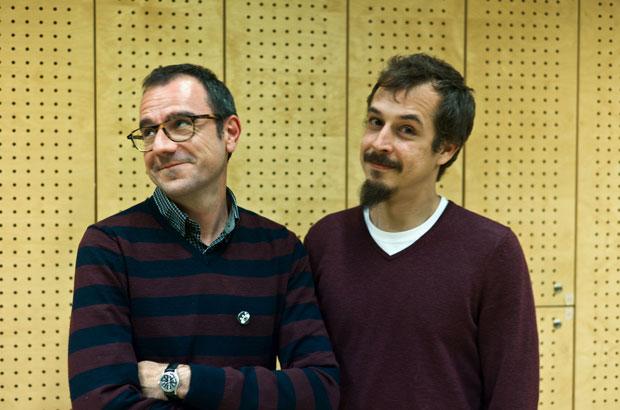 Python – profesores Gustavo Ferreira y Joancarles Casasín