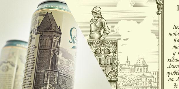 Staropramen Lager – cervezas artesanales - diseño BBDO