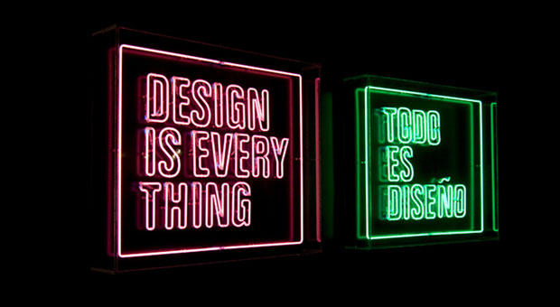 Oscar Mariné – exposición Todo es Diseño – Círculo de Bellas Artes