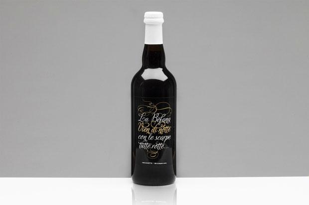 packaging de cervezas artesanales – Birra Levante – diseño branding Mister Gatto