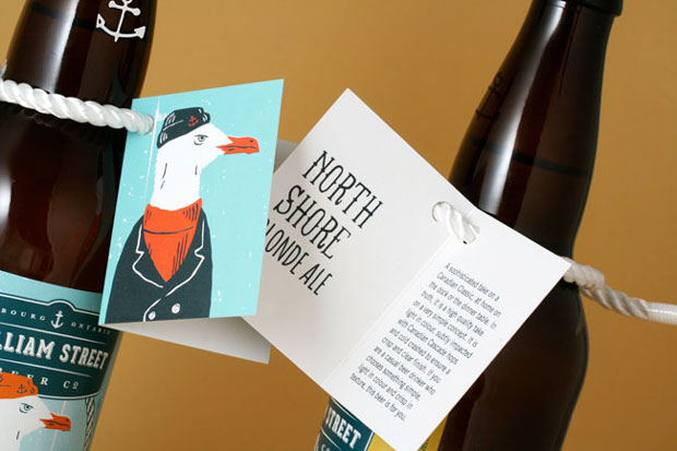 packaging cervezas artesanales William Street Beer Co.