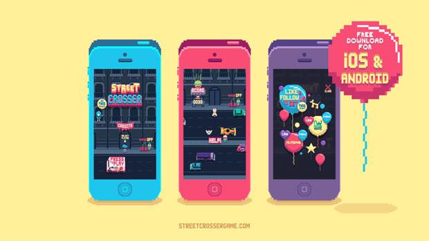 Street Crosser - game