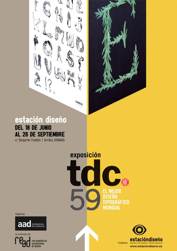 #tdc59 – exposición tipografía