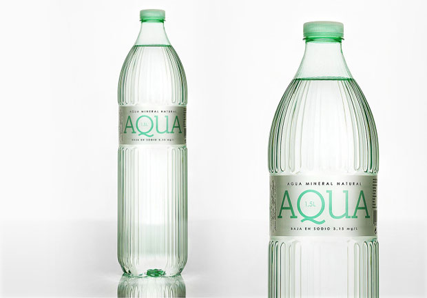 AQUA – packaging
