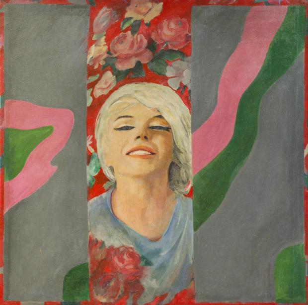 Mitos del Pop – Pauline Boty – Retrátala desaparecida, 1962
