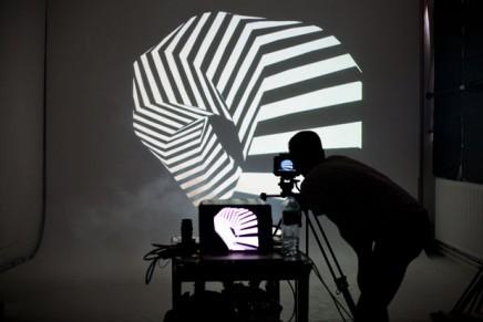 NX-Constructed, un caleidoscopio digital interactivo