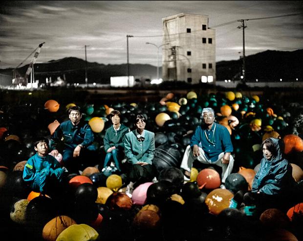 Otsuchi Future Memories – Alejandro Chaskielberg, fotografías bajo la luz de la Luna