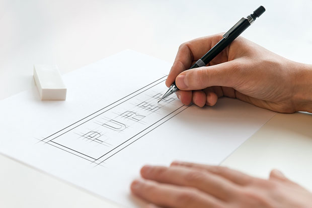 branding Puree–Studio Ahamed Canadá