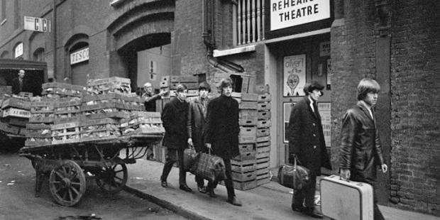 Rolling Stones – exposición Sympathy for the Stones en el Centro Cultural Bancaja