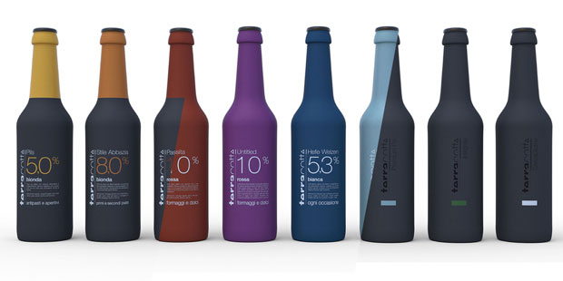 TerraCotta – packaging – cerveza artesanal