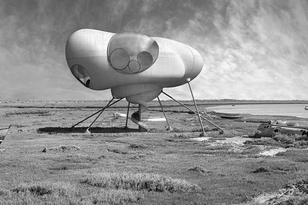 Dionisio-Gonzalez – Le Corbusier