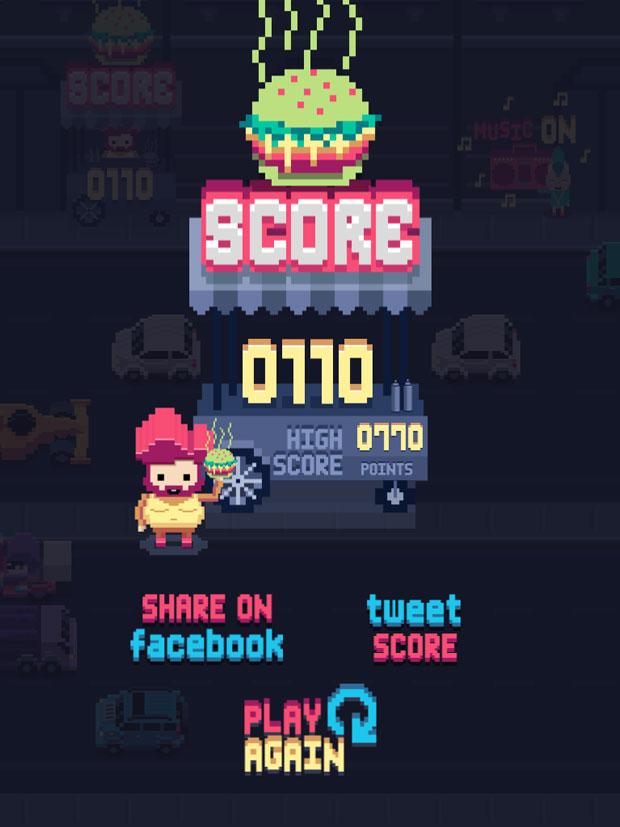 street-crosser – game