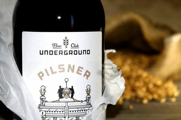 Underground Beer Club – variedad de cervezas artesanales
