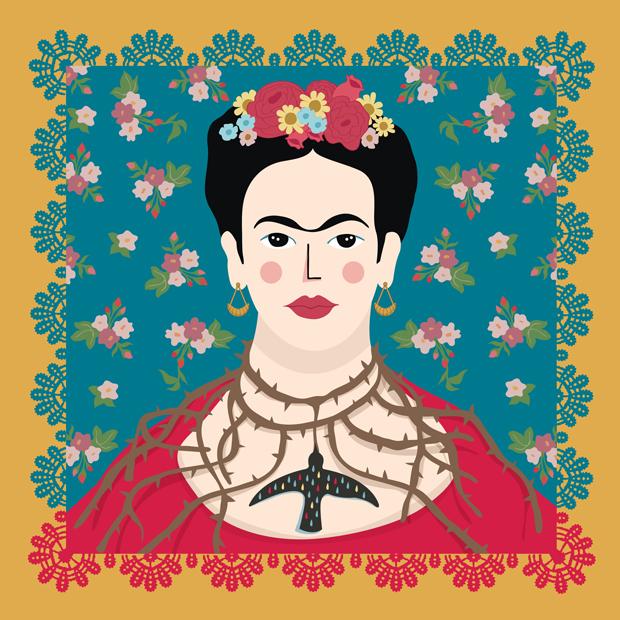 Carla Torres – ilustración Frida