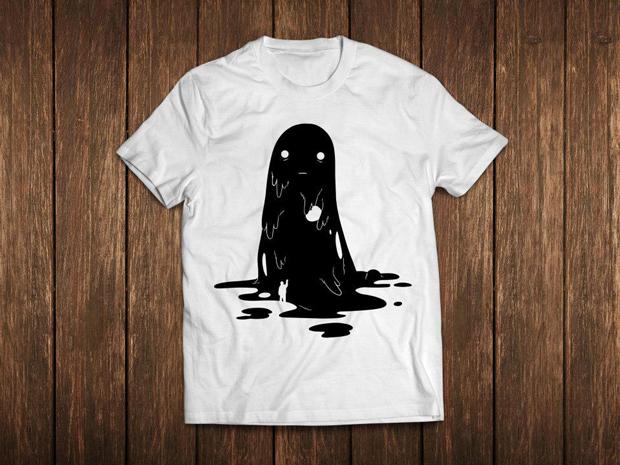 camiseta Lourdes Navarro – Crowdfunding de diseño solidario: Siete sobre el limpio mar
