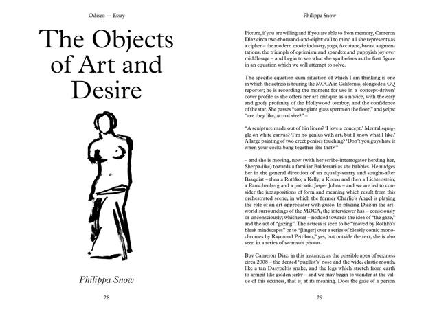 La publicación erótico-teórica de Albert Folch llega a su vol. 4