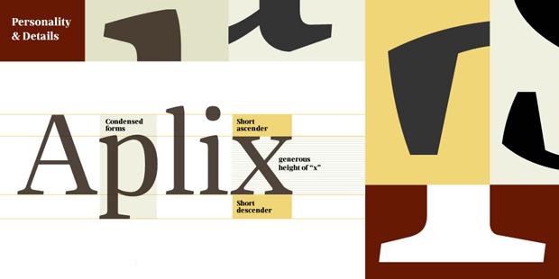 Milio, tipografía de apariencia amable pero contundente y con muchos matices