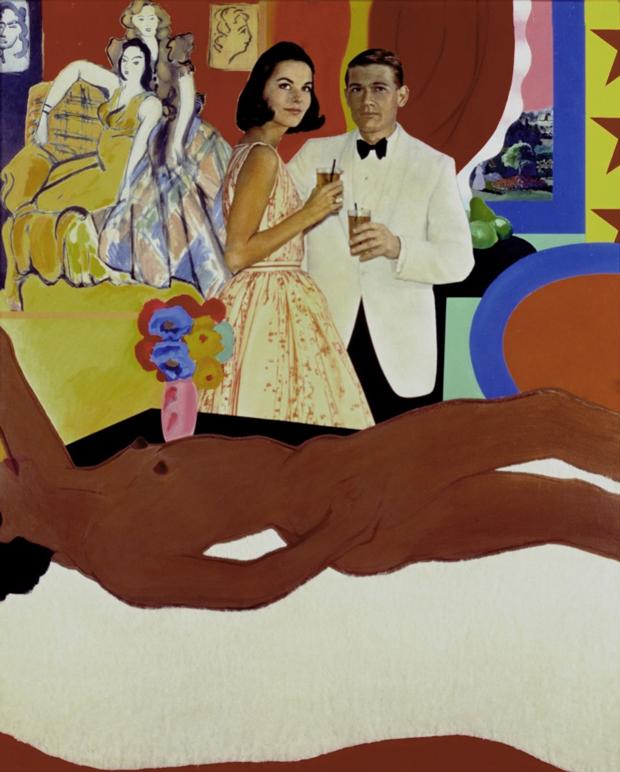 Tom Wesselmann Gran desnudo americano n. 52, 1963