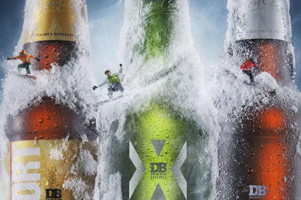Detalle de la imagen para la campaña de DB Breweries Export Range