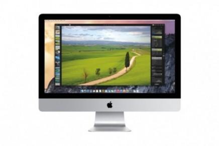 Apple dejará de actualizar Aperture e iPhoto
